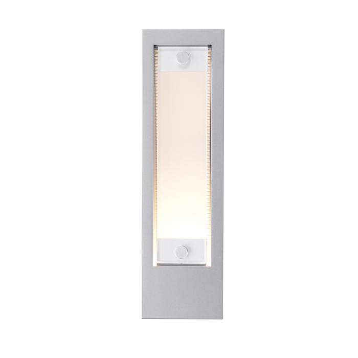 1238BLED/.. - SMALL SCREEN LED, built-in wall light - with glass