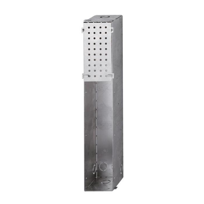 1239B/.. - SMALL SCREEN box VT, inbouwdoos