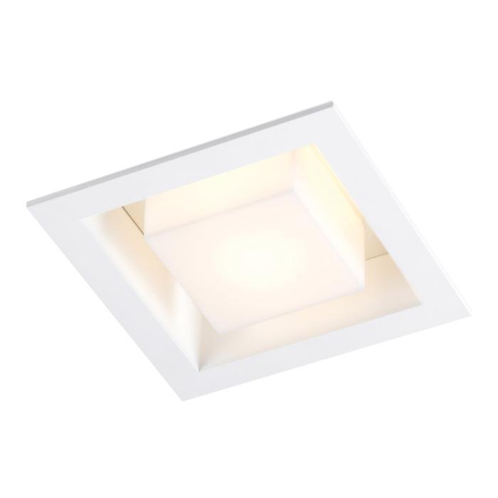 1520.13W/.. - SNOWBOX, inbouw plafondverlichting - vierkant - met electronische ballast