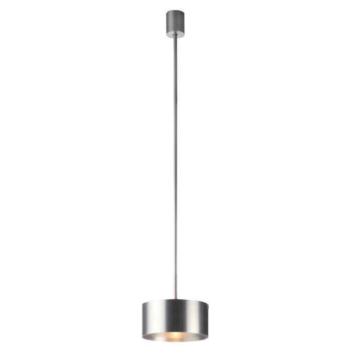 3071.G9/.. - SPAZIO, hanglamp met bolgewricht en opbouwdoos - stang inkortbaar