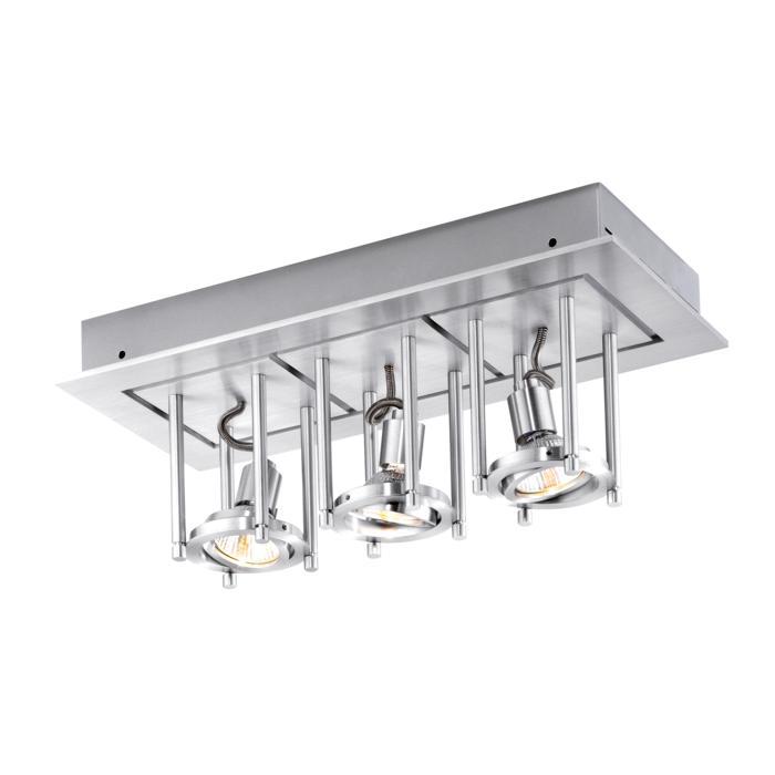 993/.. - SQUARE SALSA, plafondverlichting - richtbaar - met transfo