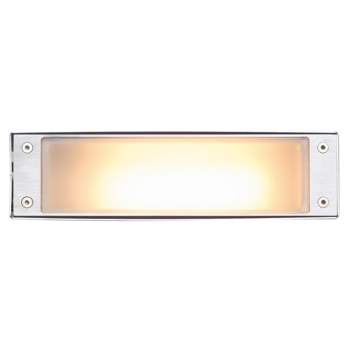 W1214.LED/.. - STONE, inbouw wandlicht - geen inbouwdoos nodig