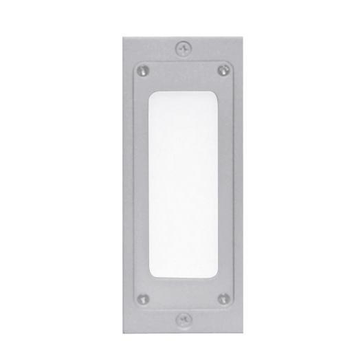 W1218B/.. - STONE LED, inbouw wandlicht - zonder transfo