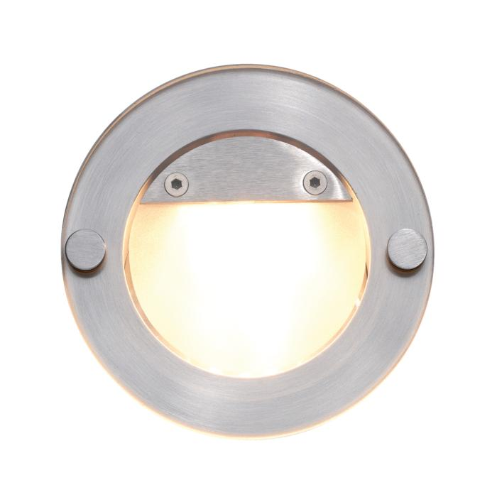 1240.LED.GL/.. - SUN + Glass, inbouw wandlicht - zonder LED driver