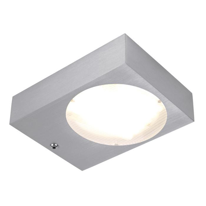 3076/.. - TOLEDO WALL, opbouw wandlicht - vast - down - met bevestigingsbeugel achteraan