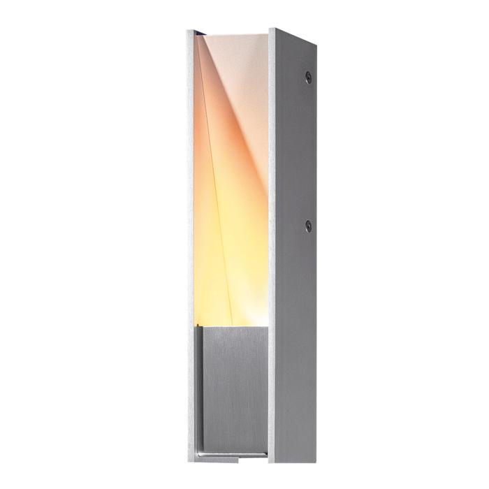 1280LED/.. - ZEN LED, opbouw wandlicht - vierkant - vast - up