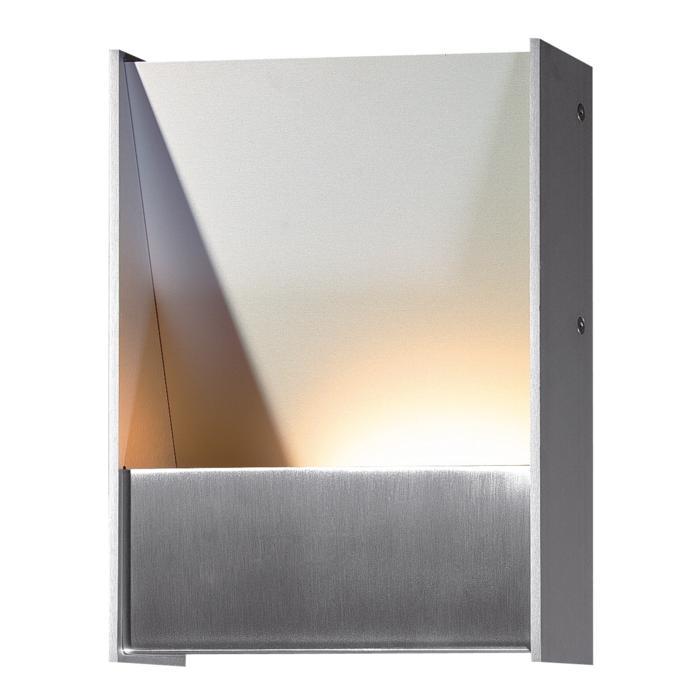 1282LED/.. - ZEN LED, opbouw wandlicht - vierkant - vast - up