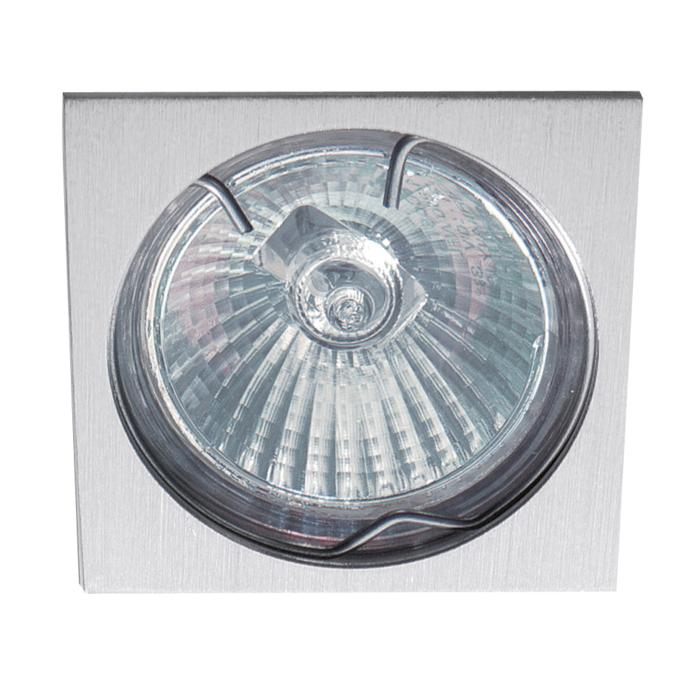 ZIA35CL/.. - Ø38, downlight for veranda profiles - square - to match with LED-bulb MR11 - without transformer