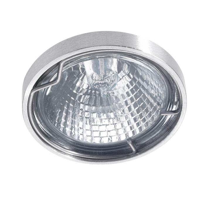 ZIA50VL/.. - Ø50, downlight for veranda profiles - round - for ledbulb - without transformer