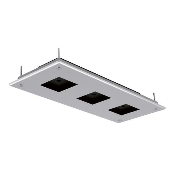 898.A.ZT/.. - ZOOM, plafondverlichting - spots afzonderlijk te bestellen