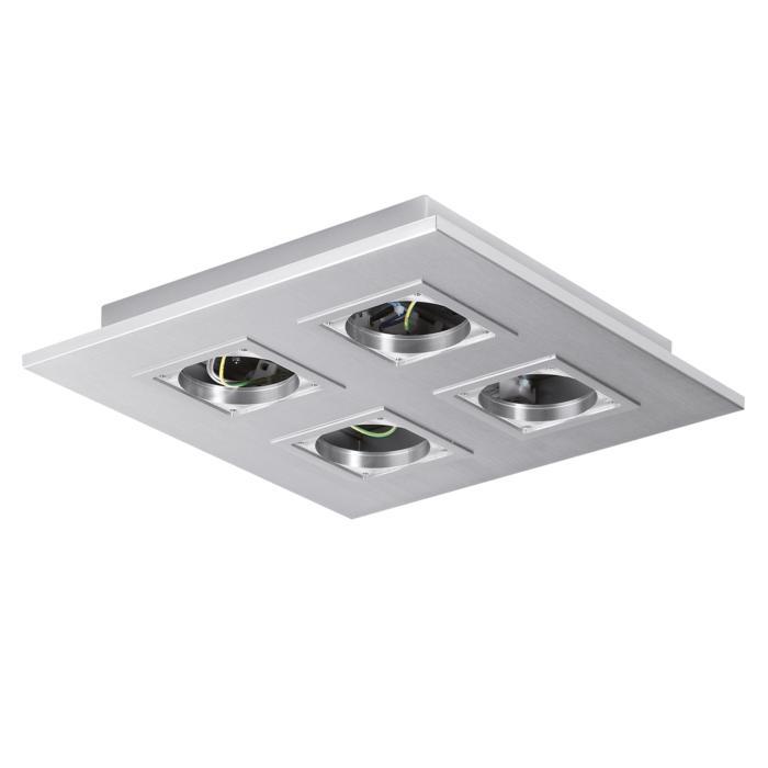 605.230V.45/.. - ZOOM CLICK IV, plafondverlichting voor inbouwcassette SCS