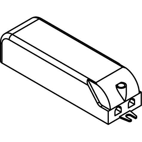 Drawing of TR119772/.. - TRANSFO 0-70W, transfo - MW 12VAC | 5-70W HALOGEN | 2,5-50W LED