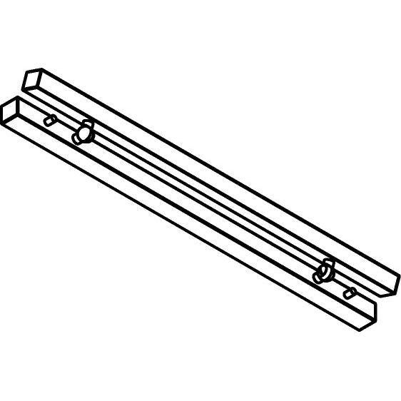 Drawing of 5805.600/.. - VEGA, opbouw wandlicht - richtbaar - met LED driver