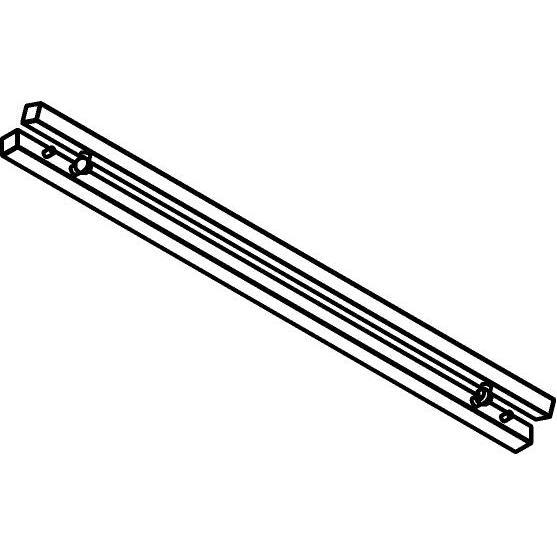 Drawing of 5805.900/.. - VEGA, opbouw wandlicht - richtbaar - met LED driver
