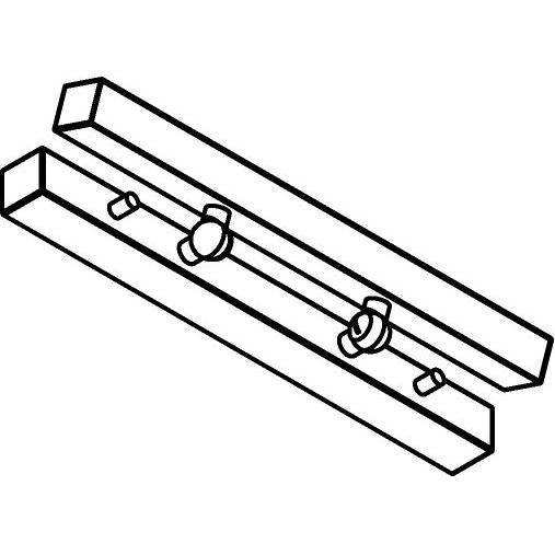 Drawing of 5805.300/.. - VEGA, opbouw wandlicht - richtbaar - met LED driver