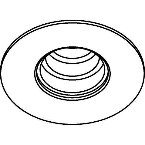 Drawing of 5039/.. - MAESTRO, inbouw plafondverlichting - rond