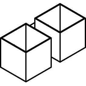 Drawing of 4032.2/.. - KOBUS, opbouw wandlicht - vast - down/up