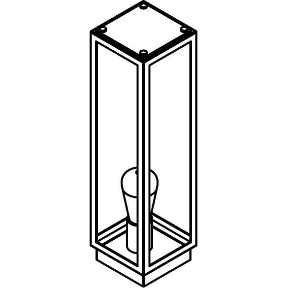 Drawing of W793/.. - POLO, tafellamp - met snoer en stekker