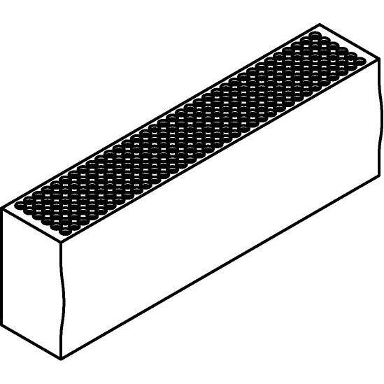 Drawing of DRP48048/.. - TRANSFO, transfo - TRANSFO DINRAIL 480W 48VDC