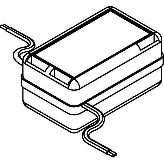 Drawing of RSLP035-48/.. - TRANSFO, multi driver - driver 35W 48V-DC