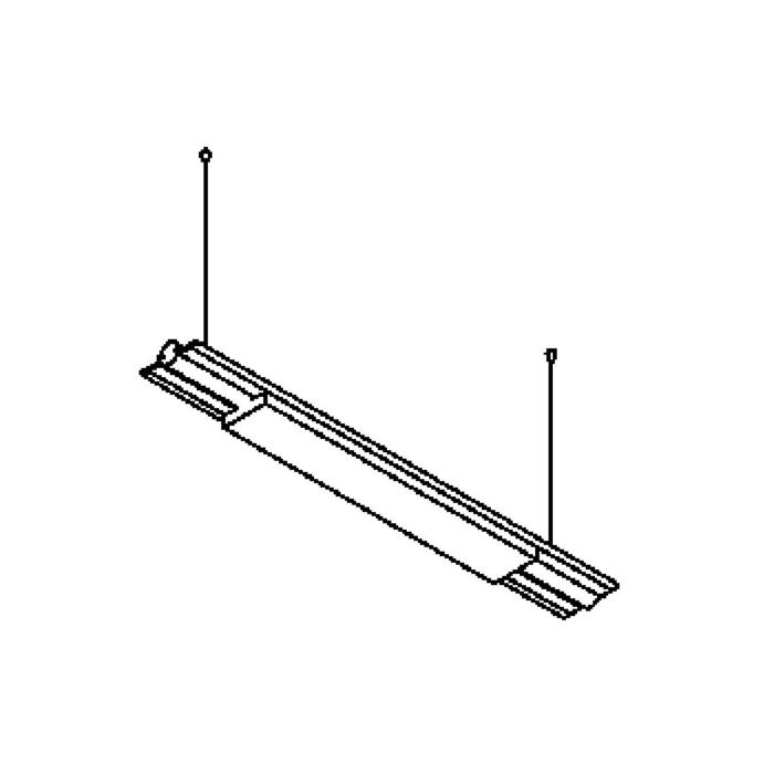 Drawing of 2805LED/.. - BUTTERFLY LED, lichtsysteem