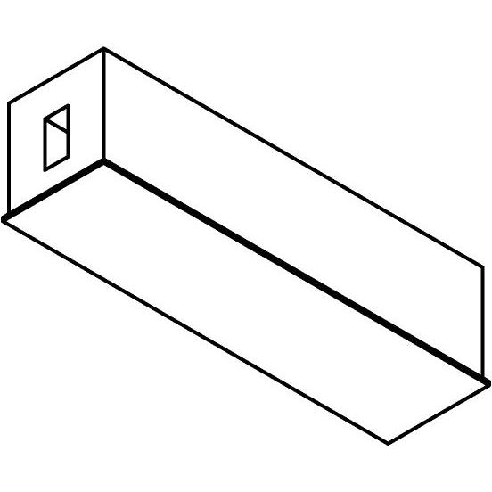 Drawing of 8230/.. - STILETTO, Verbindingsdoos met blinde afdekplaat