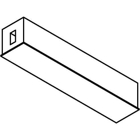 Drawing of 8236/.. - STILETTO, Verbindingsdoos met blinde afdekplaat