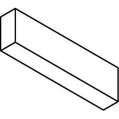 Drawing of 8265/.. - STILETTO, Sier eindstuk