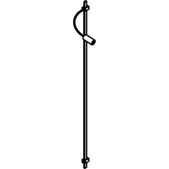 Drawing of 1046.JACOB/.. - JAMES WALL, opbouw wandlicht - richtbaar - met flexibele arm - met LED driver
