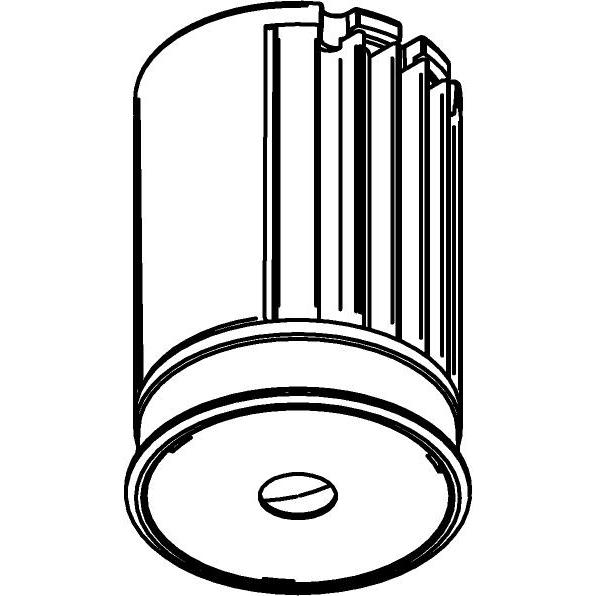 Drawing of AC_700_D24/.. - LEDMODULE AC, ledmodule - SLA AC Module + bevestiging spot