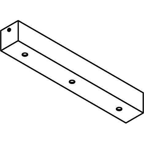 Drawing of 1162.320/.. - JUBA, plafondverlichting zonder spot of pendel - 32cm - met 3 openingen - plaats voor driver