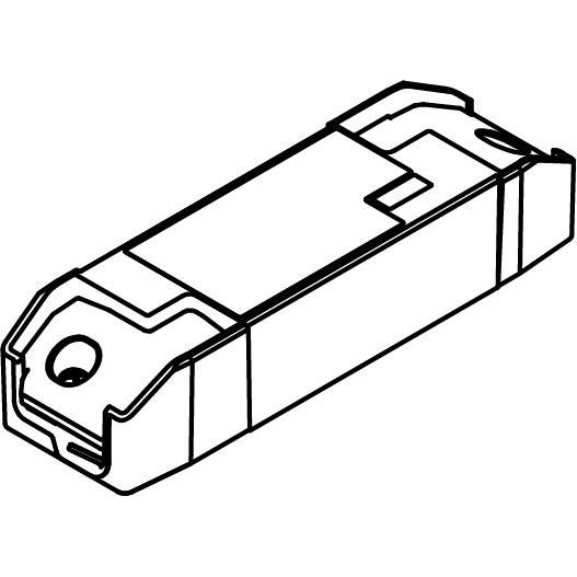 Drawing of TR127630/.. - MULTI DRIVER push-CASAMBI, multi driver - DC JOLLY SLIM