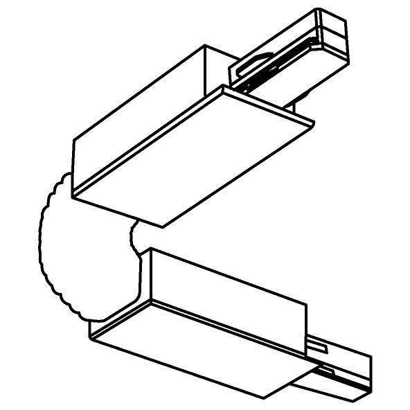 Drawing of 4816/.. - MERO 1FASE, Flex-verbinder