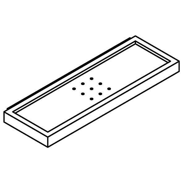 Drawing of 510.0022/.. - CASCADE, Zeephouder