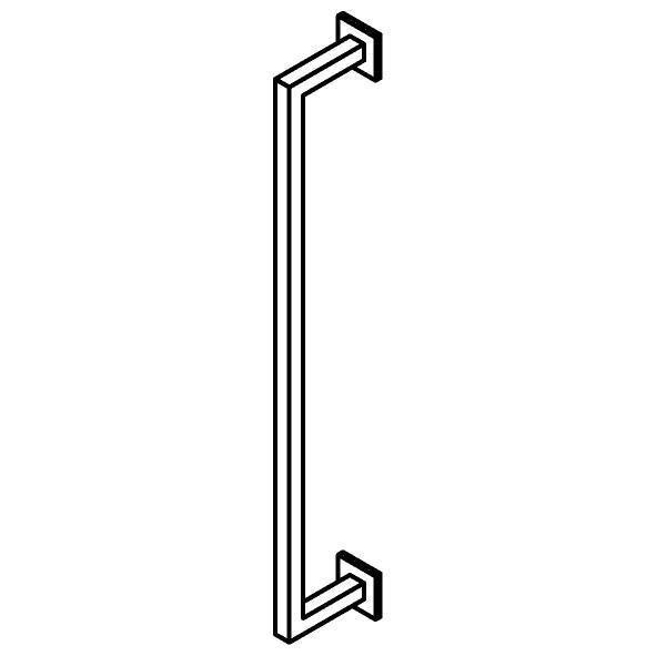 Drawing of 510.0016/.. - CASCADE, Handdoekrek