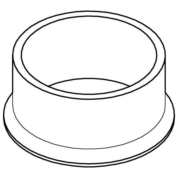 Drawing of 1570/.. - RING FOR E27, RING FOR SHADE