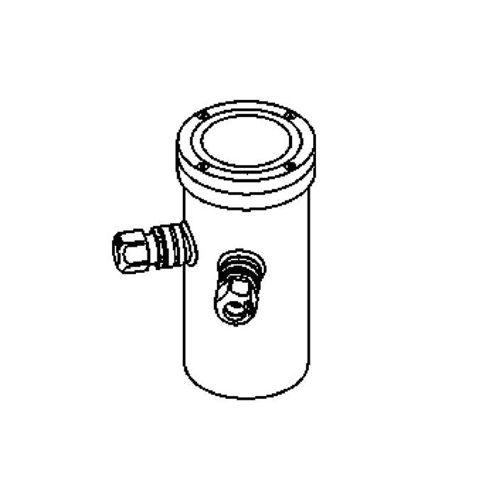 Drawing of 2301.9/.. - ETNA, grondspot - richtbaar - met transfo