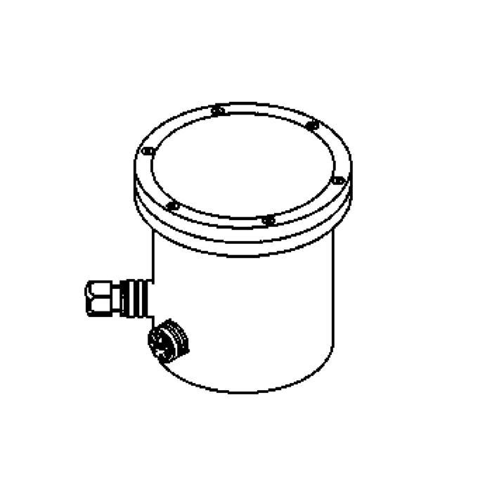 Drawing of 2361.9/.. - LAVA GRANDE, grondspot - richtbaar