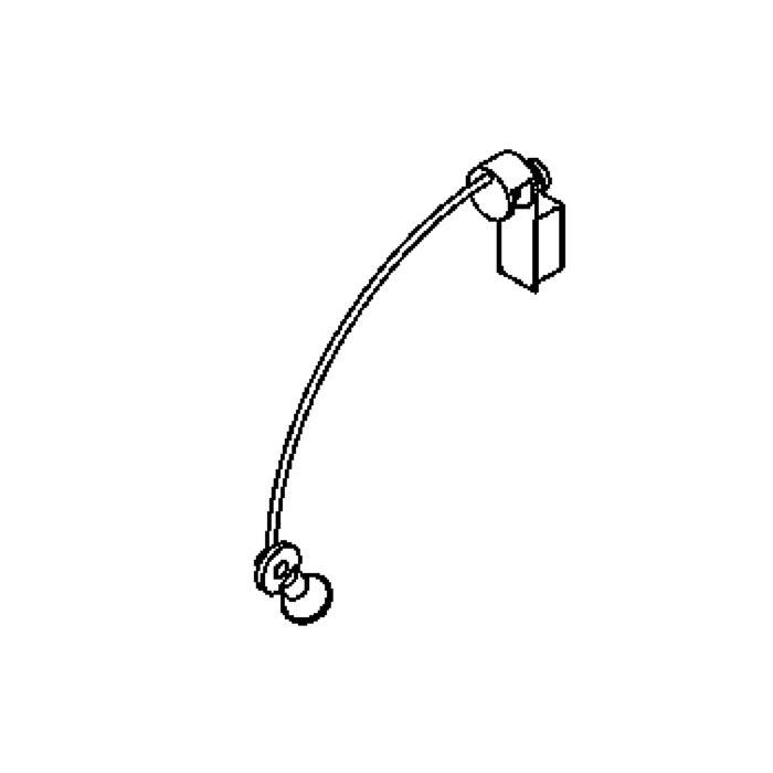Drawing of 3007.DISCUS.25/.. - DISPLAY, Beleuchtung für Schaufenster - clip 25mm - mit Trafo
