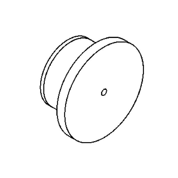 Drawing of 3101/.. - TUCAN, inbouw wandlicht - zonder LED driver