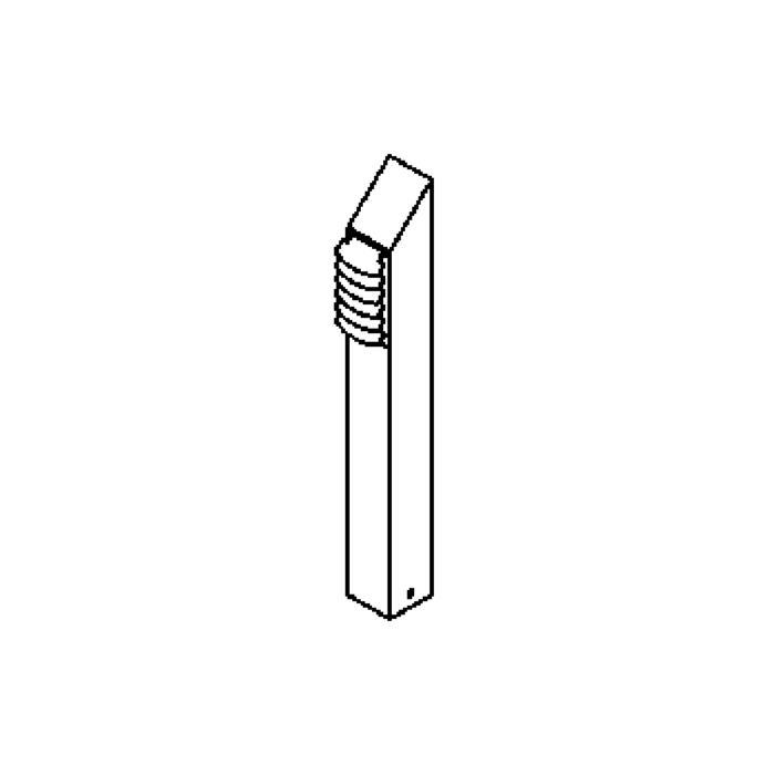 Drawing of T460.ES50.800/.. - DELIA, borne - fixe