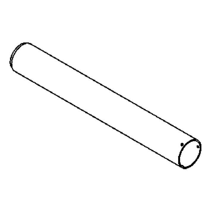 Drawing of T80/.. - IRIS, accessoires voor tuinverlichting - verlengstuk