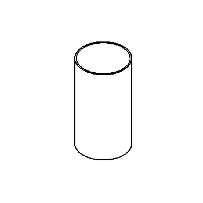 Drawing of W3110/.. - TUCAN, inbouwbuis - voor de wand