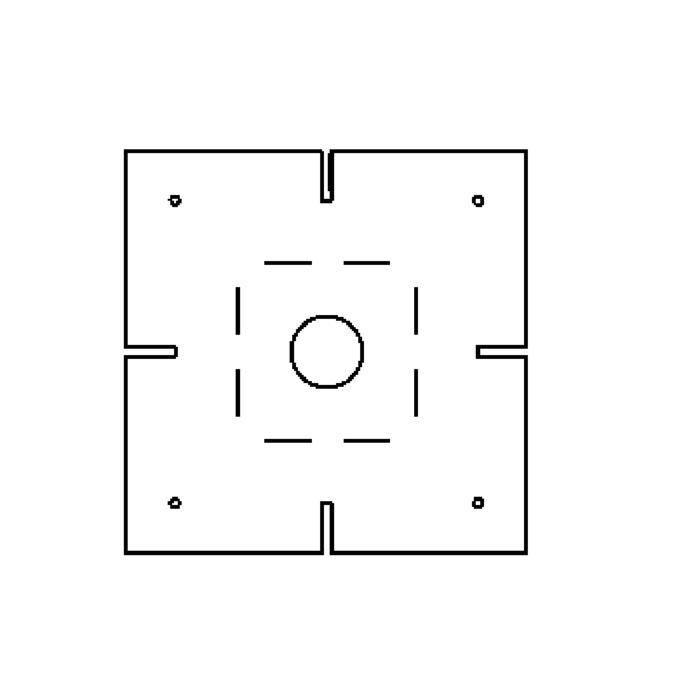 Drawing of S6.30/.. - PLASTERKIT, plaasterkit