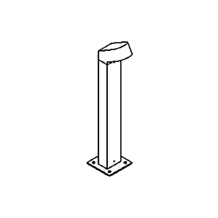 Drawing of T1094.LED.400/.. - BOLERO LED, tuinpaal