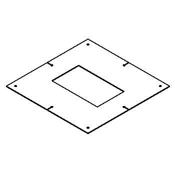 Drawing of MATRIX2C/.. - SCS SYSTEM, matrix - square