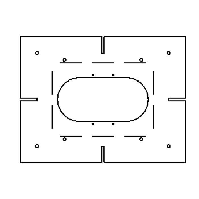 Drawing of S7/.. - PLASTERKIT, plaasterkit