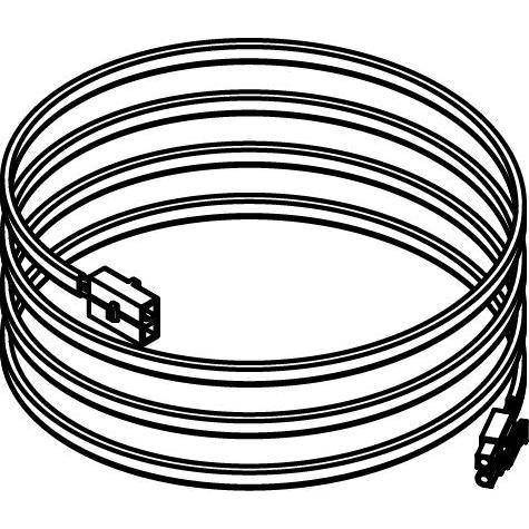 Drawing of S3184/.. - KASTAR-OBELIX, accessoire voor inbouwspot - verlengkabel 2M