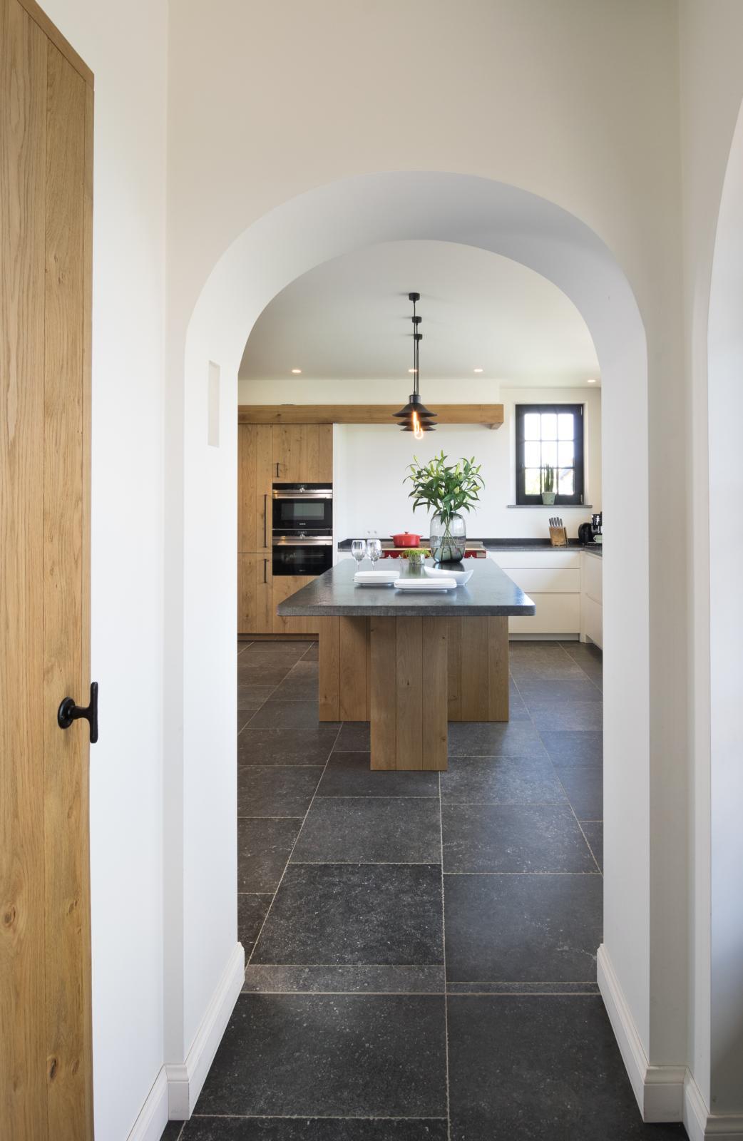 Keuken in privéwoning