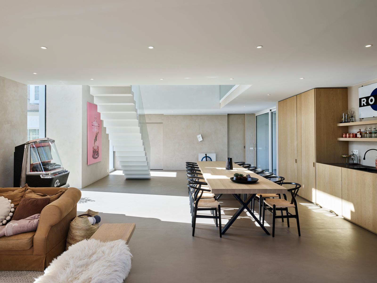 Residential mansion